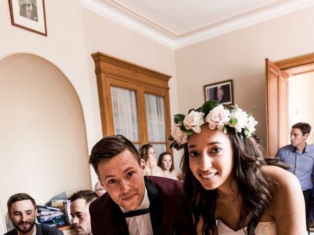 Le mariage de Rémi et Floria à Santeuil, Eure-et-Loir 28