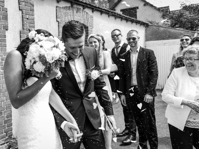 Le mariage de Rémi et Floria à Santeuil, Eure-et-Loir 30