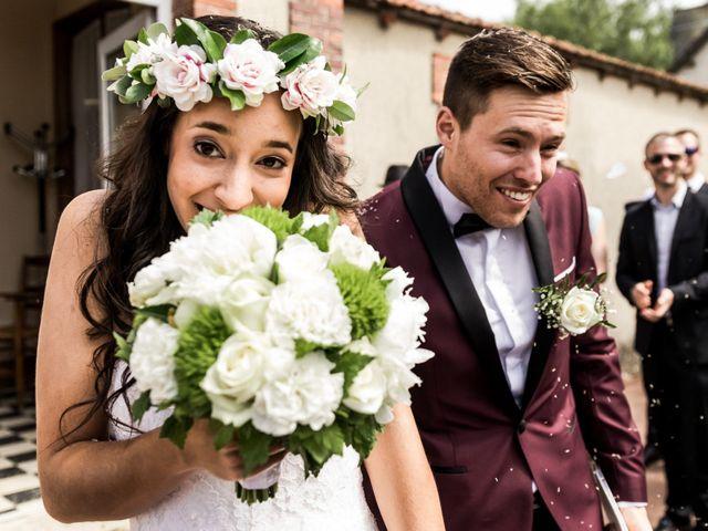 Le mariage de Rémi et Floria à Santeuil, Eure-et-Loir 31