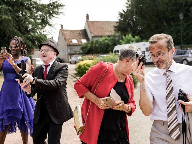 Le mariage de Rémi et Floria à Santeuil, Eure-et-Loir 33