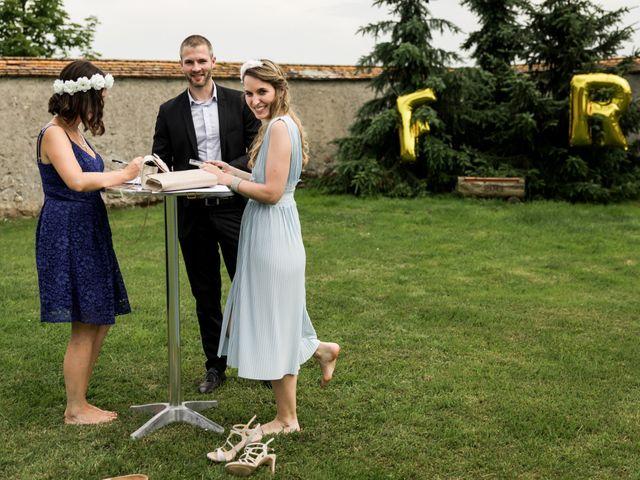 Le mariage de Rémi et Floria à Santeuil, Eure-et-Loir 40
