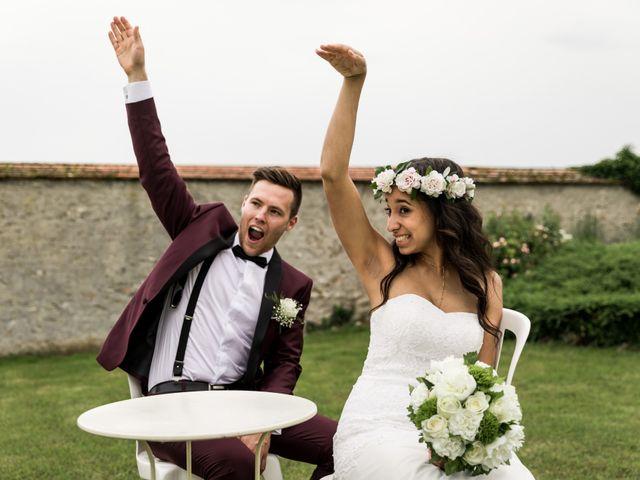 Le mariage de Rémi et Floria à Santeuil, Eure-et-Loir 41