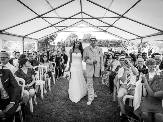 Le mariage de Rémi et Floria à Santeuil, Eure-et-Loir 42