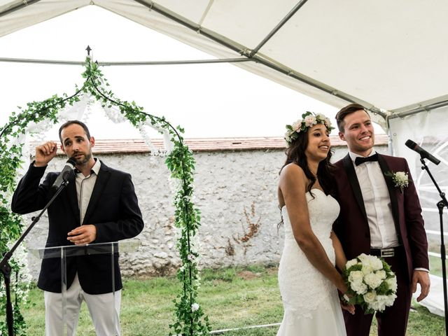 Le mariage de Rémi et Floria à Santeuil, Eure-et-Loir 43