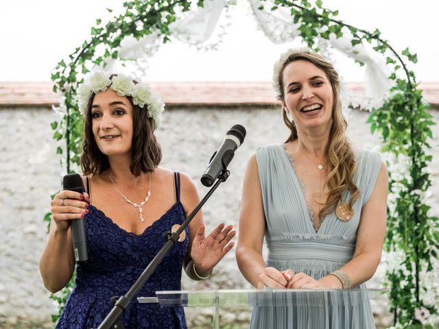 Le mariage de Rémi et Floria à Santeuil, Eure-et-Loir 45