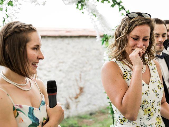 Le mariage de Rémi et Floria à Santeuil, Eure-et-Loir 47