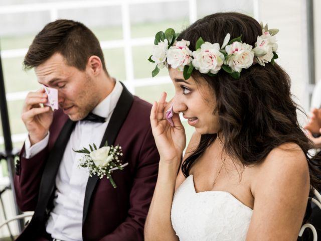 Le mariage de Rémi et Floria à Santeuil, Eure-et-Loir 48