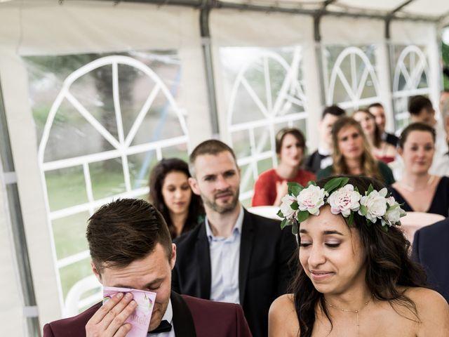 Le mariage de Rémi et Floria à Santeuil, Eure-et-Loir 49