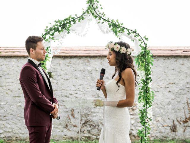 Le mariage de Rémi et Floria à Santeuil, Eure-et-Loir 53