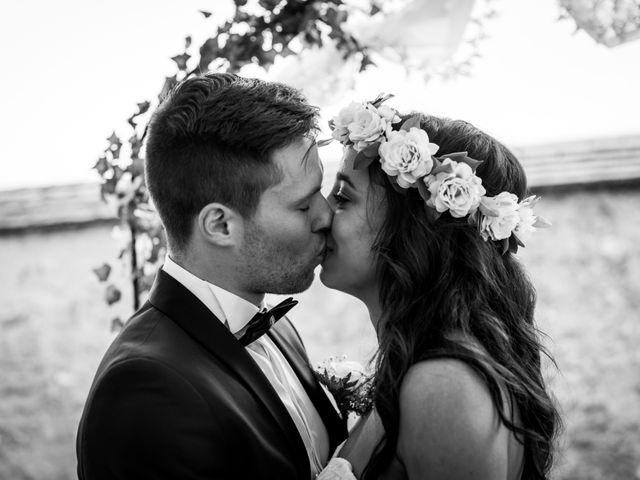 Le mariage de Rémi et Floria à Santeuil, Eure-et-Loir 55
