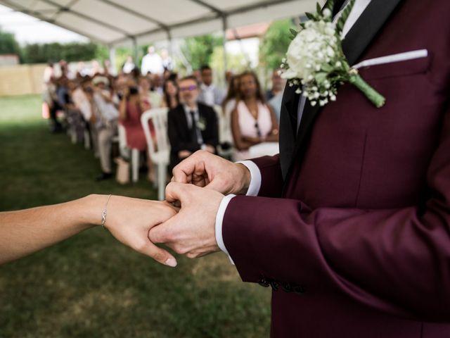 Le mariage de Rémi et Floria à Santeuil, Eure-et-Loir 56
