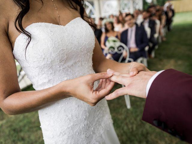 Le mariage de Rémi et Floria à Santeuil, Eure-et-Loir 57