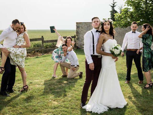 Le mariage de Rémi et Floria à Santeuil, Eure-et-Loir 68