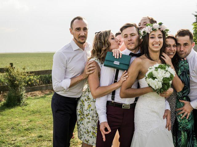 Le mariage de Rémi et Floria à Santeuil, Eure-et-Loir 69
