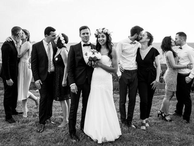 Le mariage de Rémi et Floria à Santeuil, Eure-et-Loir 72