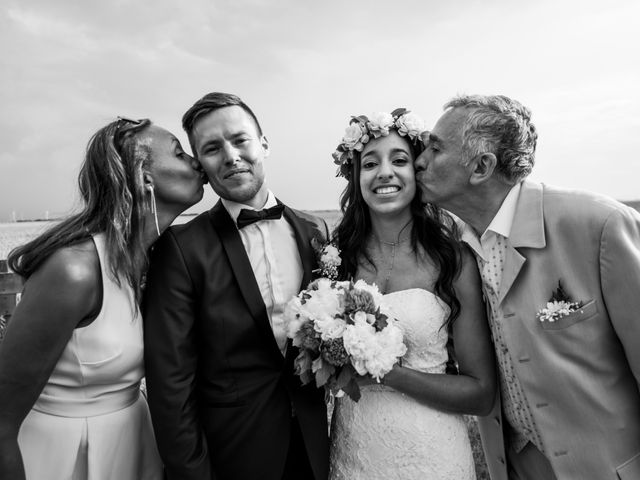 Le mariage de Rémi et Floria à Santeuil, Eure-et-Loir 74