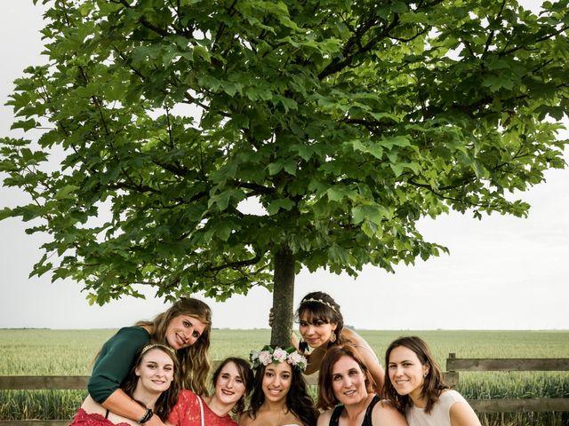 Le mariage de Rémi et Floria à Santeuil, Eure-et-Loir 75