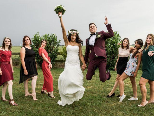 Le mariage de Rémi et Floria à Santeuil, Eure-et-Loir 76