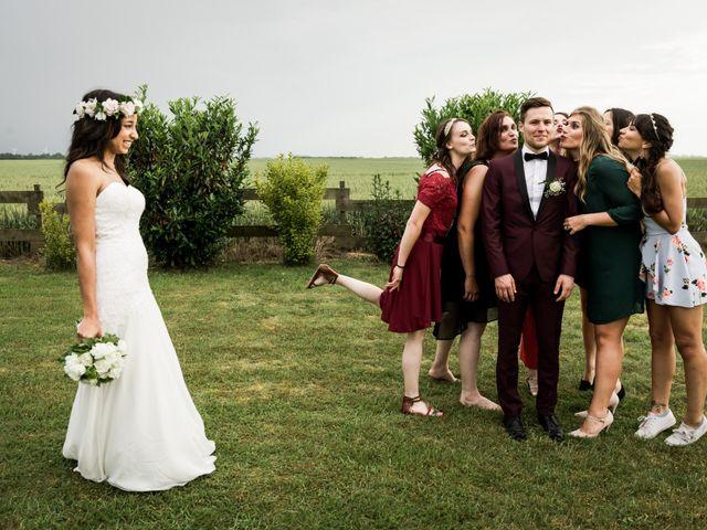 Le mariage de Rémi et Floria à Santeuil, Eure-et-Loir 77