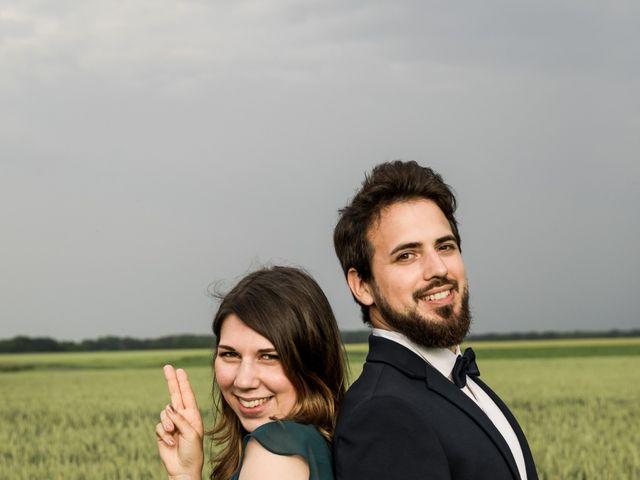 Le mariage de Rémi et Floria à Santeuil, Eure-et-Loir 79