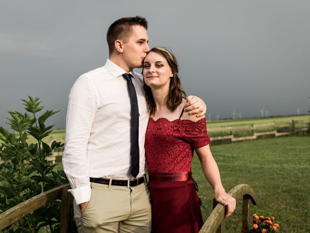 Le mariage de Rémi et Floria à Santeuil, Eure-et-Loir 80
