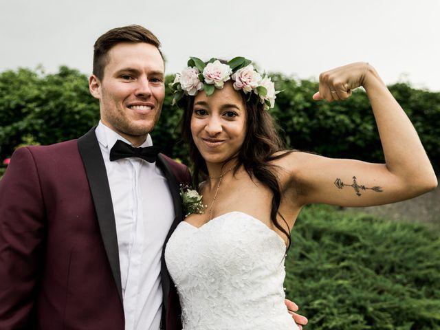Le mariage de Rémi et Floria à Santeuil, Eure-et-Loir 86