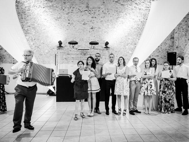 Le mariage de Rémi et Floria à Santeuil, Eure-et-Loir 93