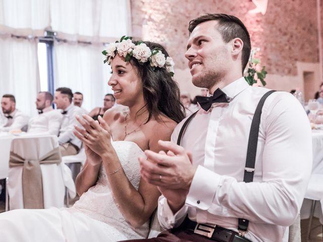 Le mariage de Rémi et Floria à Santeuil, Eure-et-Loir 94