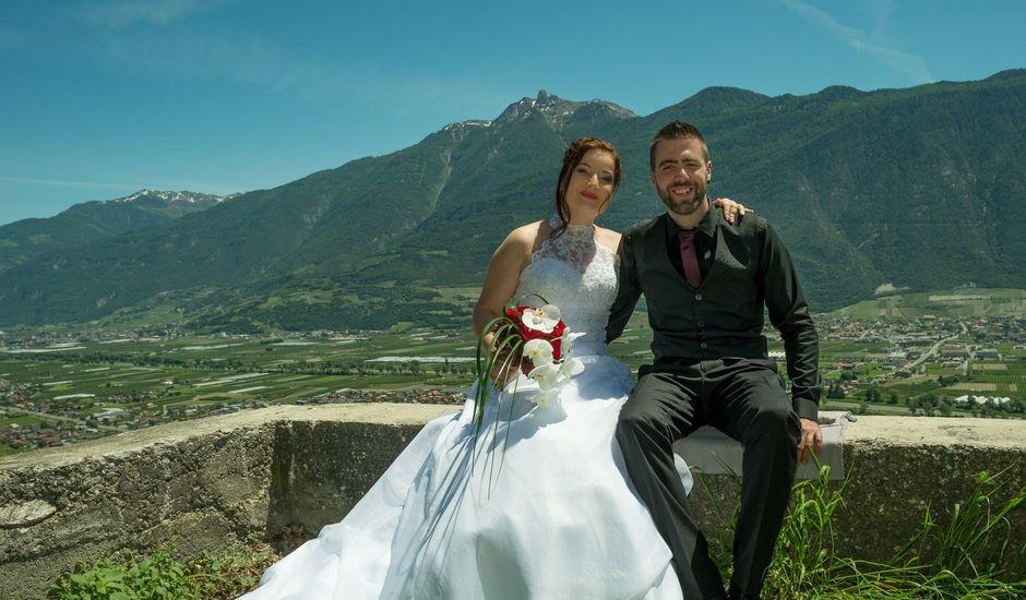 Le mariage de Samuel et Noémie à Martigny, Aisne