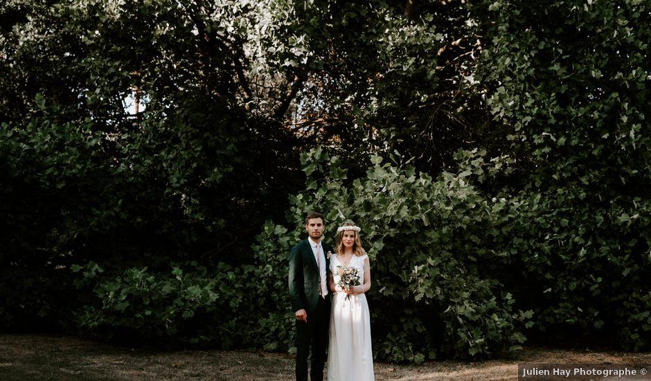 Le mariage de Vincent et Caroline à Heugueville-sur-Sienne, Manche