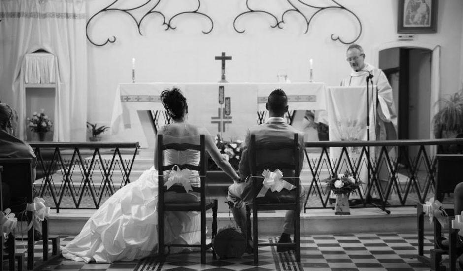 Le mariage de Emilie et Sylvain à Sémussac, Charente Maritime