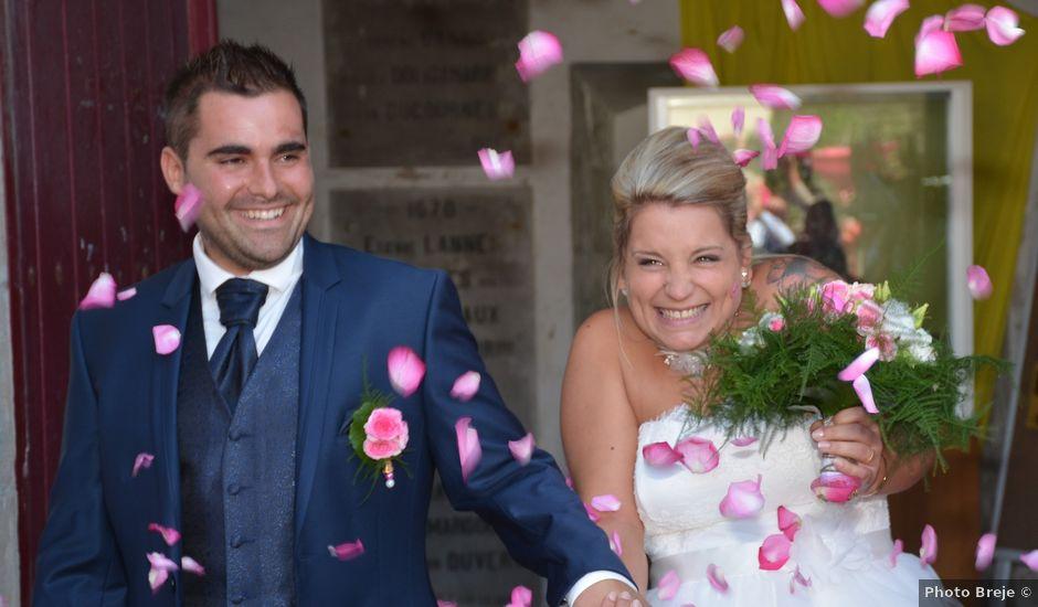 Le mariage de Charly et Ingrid à Capbreton, Landes