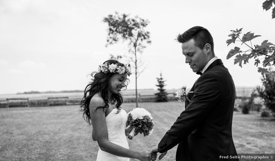 Le mariage de Rémi et Floria à Santeuil, Eure-et-Loir