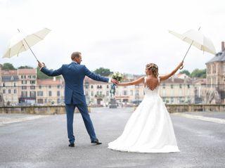 Le mariage de Justine et Jean-Olivier