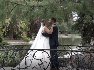 Le mariage de Alexandra et Eric