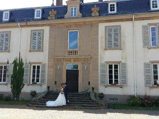 Le mariage de Pauline et Cédric