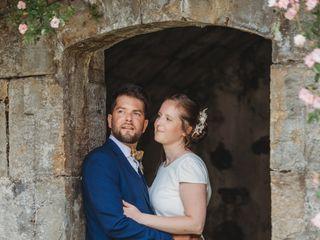 Le mariage de Sibylle et Ludovic 1