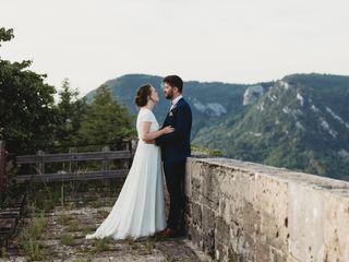 Le mariage de Sibylle et Ludovic