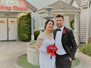 Le mariage de Sindy et Christophe