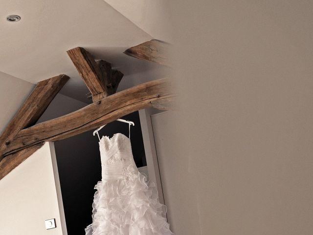 Le mariage de Damien et Odile à Marzy, Nièvre 9