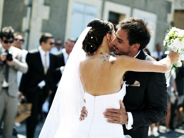 Le mariage de Damien et Odile à Marzy, Nièvre 12