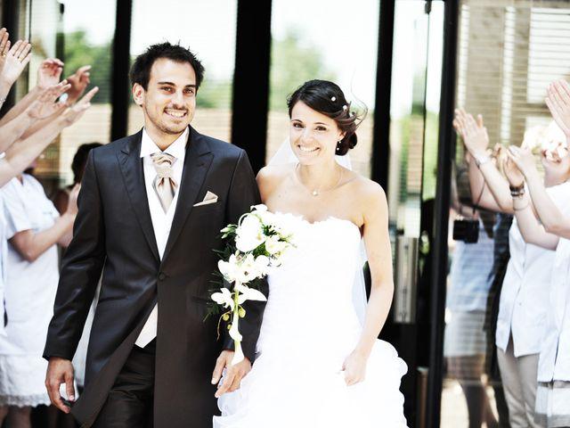 Le mariage de Damien et Odile à Marzy, Nièvre 13