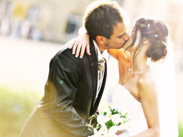 Le mariage de Odile et Damien