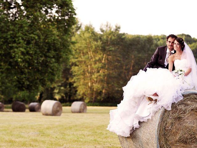 Le mariage de Damien et Odile à Marzy, Nièvre 25