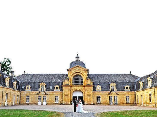 Le mariage de Damien et Odile à Marzy, Nièvre 26
