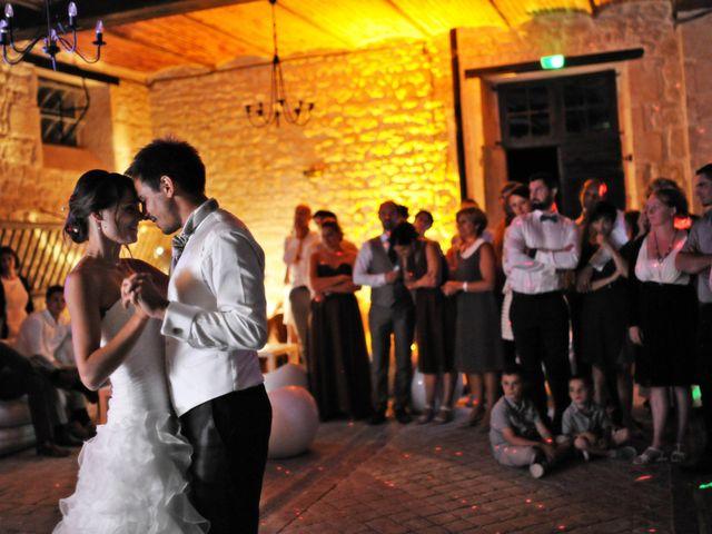 Le mariage de Damien et Odile à Marzy, Nièvre 30