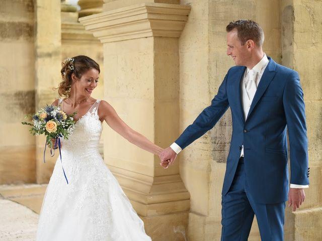 Le mariage de Jean-Olivier et Justine à Lunéville, Meurthe-et-Moselle 8