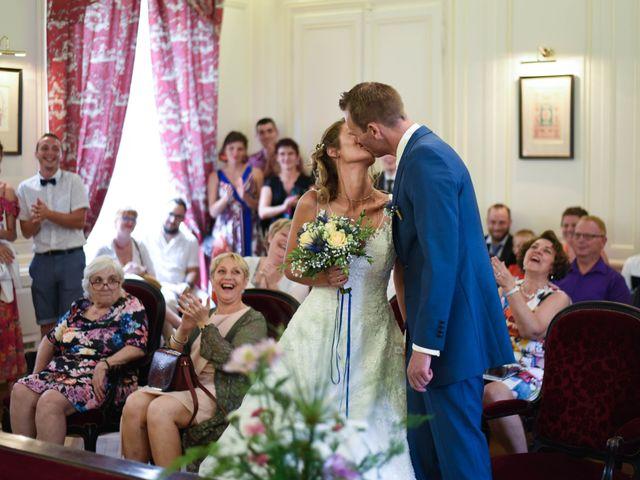 Le mariage de Jean-Olivier et Justine à Lunéville, Meurthe-et-Moselle 15