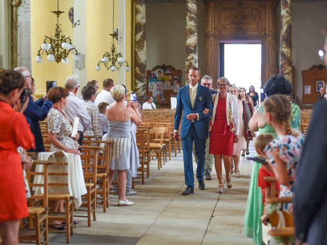Le mariage de Jean-Olivier et Justine à Lunéville, Meurthe-et-Moselle 19