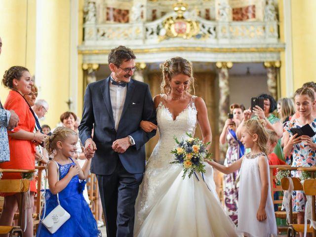 Le mariage de Jean-Olivier et Justine à Lunéville, Meurthe-et-Moselle 20